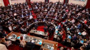 Una apertura de sesiones atípica: cómo se vivió la jornada en el Congreso