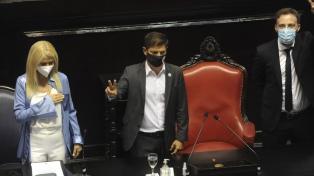 La pandemia y los anuncios de proyectos, en las aperturas legislativas