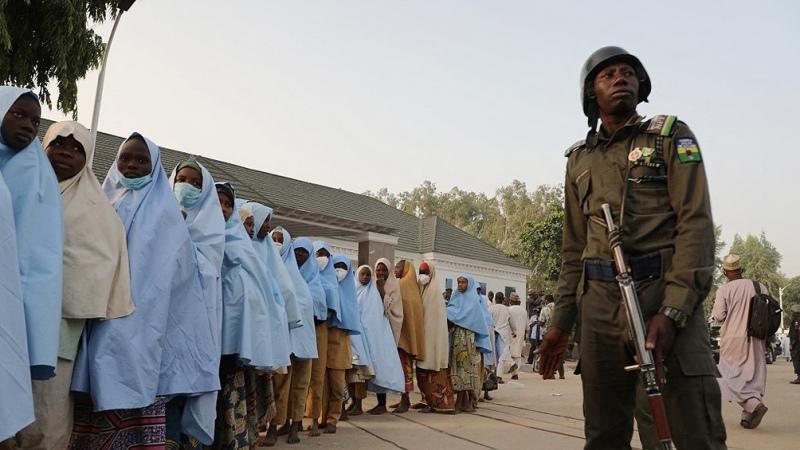 Frustraron otro secuestro masivo de estudiantes secundarios en Nigeria