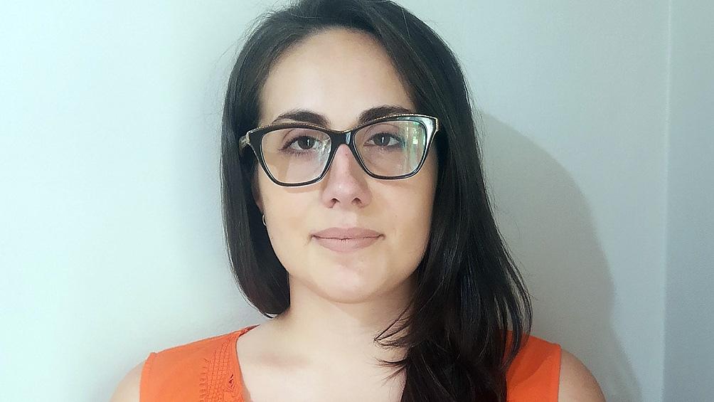 Florencia Croizet es licenciada en Museología.