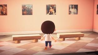 Presentaron un proyecto para difundir obras de arte a través de un videojuego
