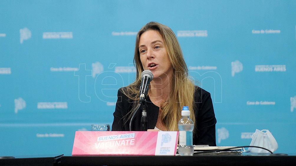 """""""Este momento nos exige responsabilidad y solidaridad"""", evaluó Vila."""