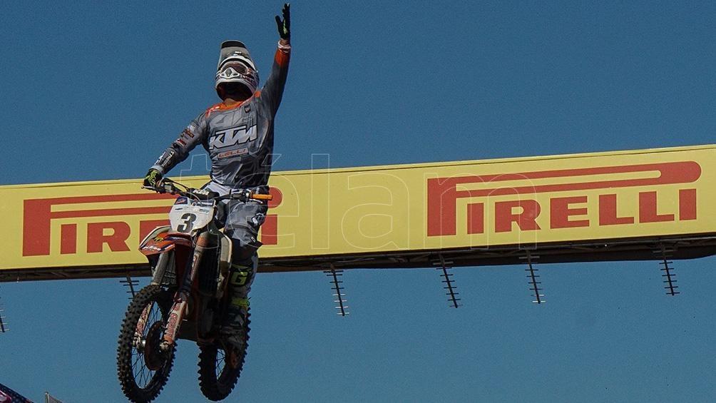 Motocross, una de las actividades que buscan atraer turistas.