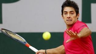 El chileno Garín fue sorpresivamente eliminado del Argentina Open por el indio Nagal