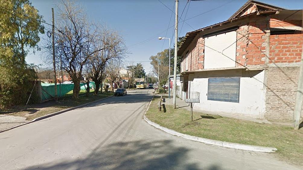 El hecho se registró el martes último poco antes del mediodía en las calles Ventura Coll y Martín Coronado