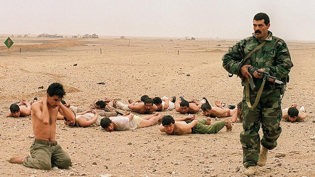 Irak ha pagado a Kuwait miles de millones de dólares en concepto de reparación por los daño