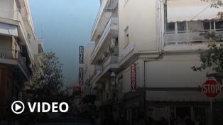 Un sismo de 6,3 sacudió Grecia y dejó 11 heridos