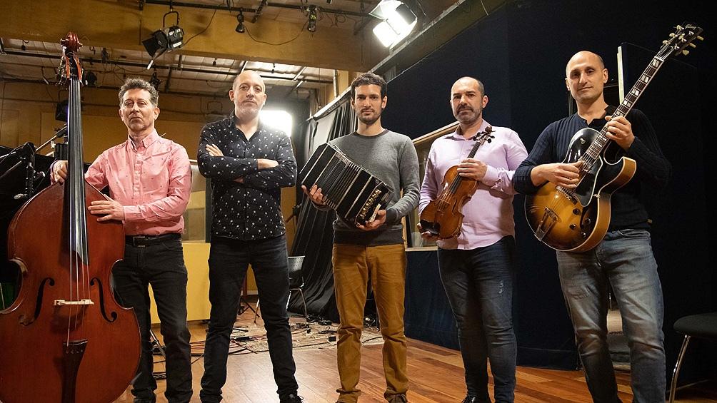 """El Quinteto Revolucionario celebra los """"100 años"""" de Piazzolla y su  revolución musical - Télam - Agencia Nacional de Noticias"""