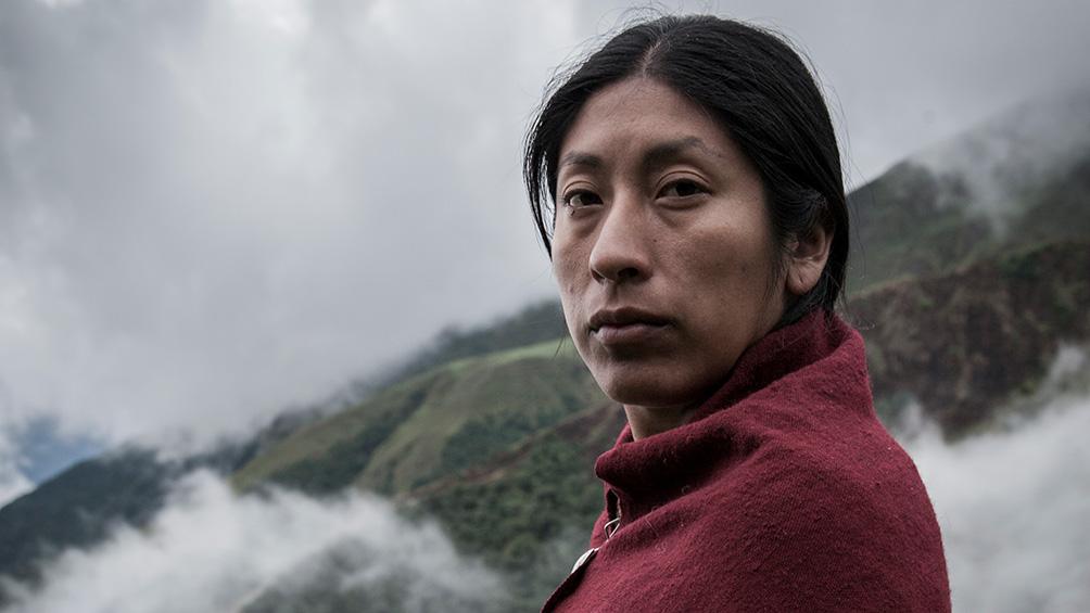 """Juan Pablo Ruiz retrata en """"Cerro Quemado"""" un viaje íntimo de la folclorista Micaela Chauque"""