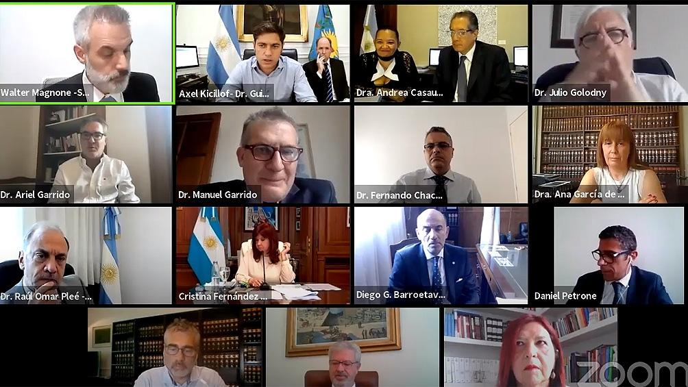 Dólar futuro: senadores del oficialismo acusan a jueces de