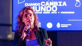 """Verónica Fiorito: """"Funcionamos como una caja de resonancia para crear conciencia"""""""