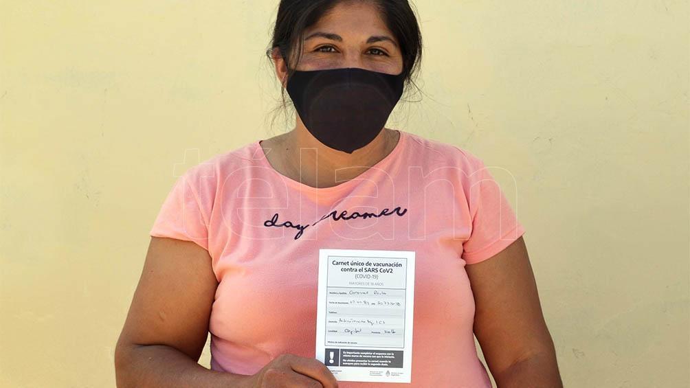 En Tucumán la campaña de vacunación a docentes arrancó el miércoles pasado.