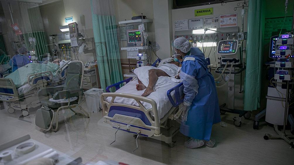 Su red hospitalaria vive el momento de mayor presión, con el 100% de ocupación de camas en terapia intensiva.