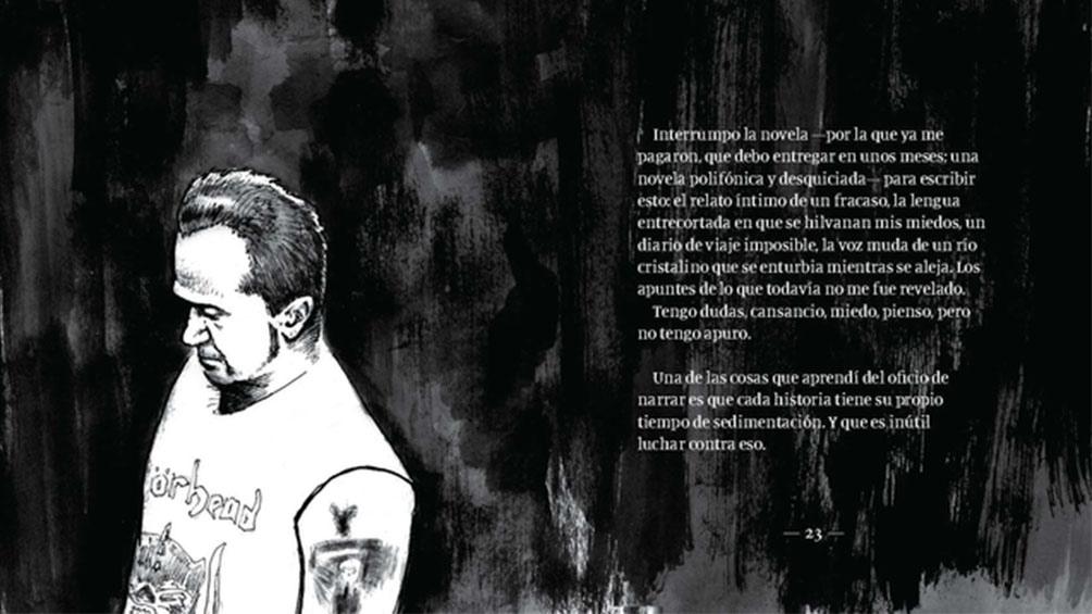 Una de las ilustraciones de Apo.