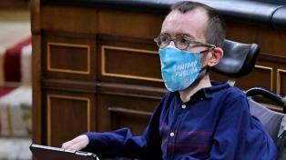 La Justicia dispuso investigar al portavoz de Unidas Podemos por un tuit de apoyo a Hasel