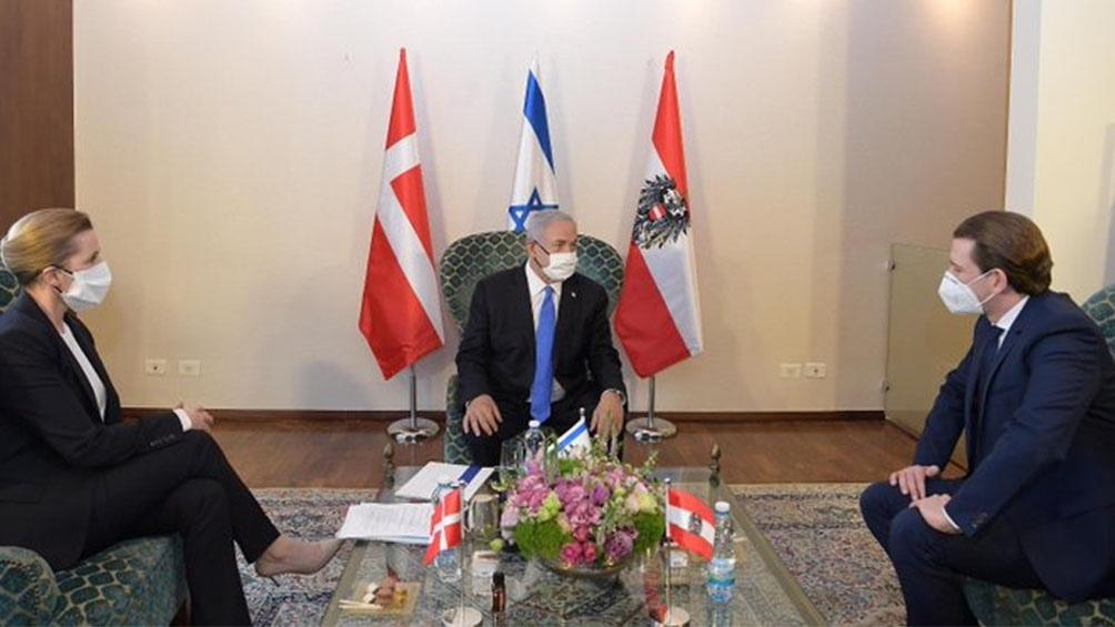 Los tres países trabajarán en conjunto en la investigación científica para la generación de vacunas.