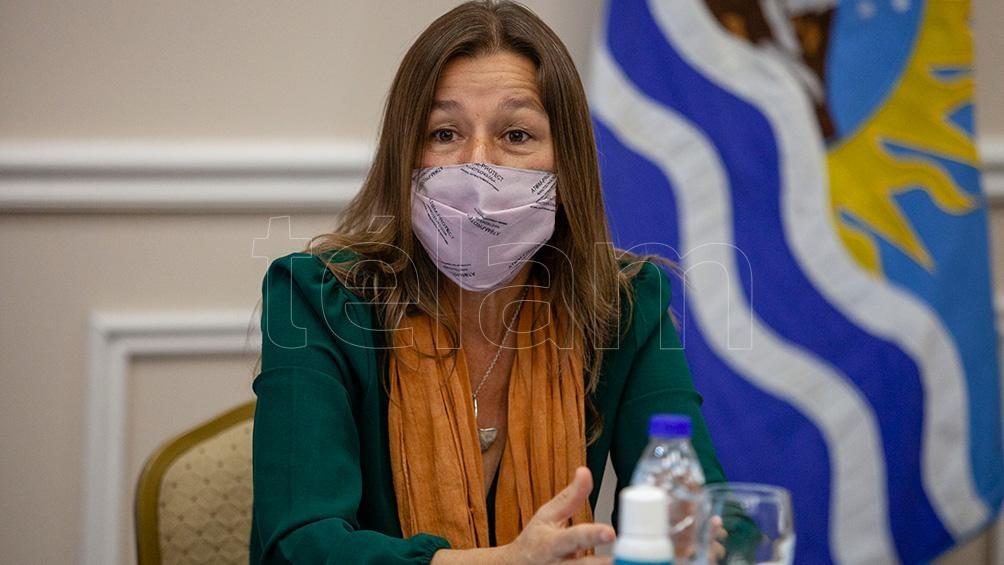 Sabina Frederic, ministra de Seguridad de Nación.