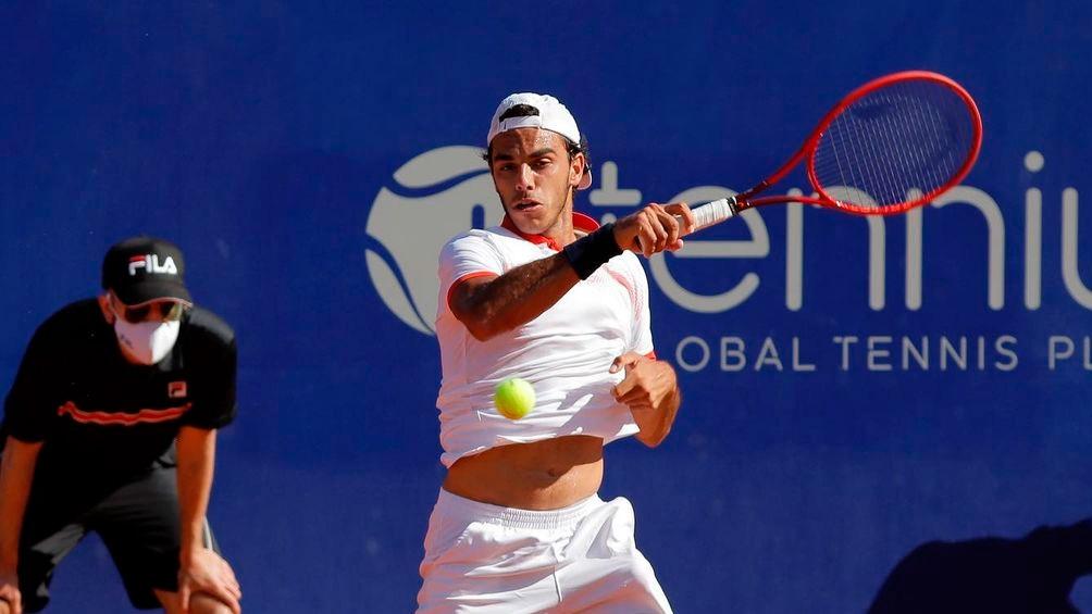Cerúndolo, a paso firme ganó y es semifinalista en el Argentina Open (Foto: IG francerundolo()
