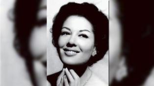 La actriz y vedette Lydia Scotty falleció en Mar del Plata a los 95 años