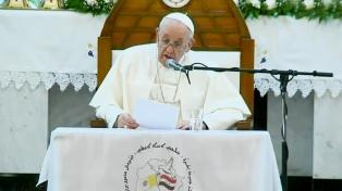 El Papa revalidó su cercanía con los jóvenes