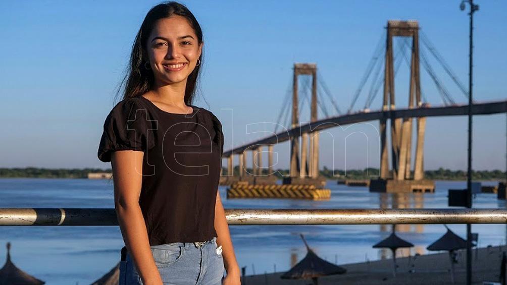 Estefanía Cabral es militante social en una Asociación Civil en la ciudad de Corrientes.
