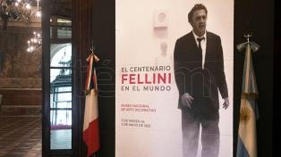 La fantasía y la desmesura de Fellini llegan al Museo Decorativo para una exposición