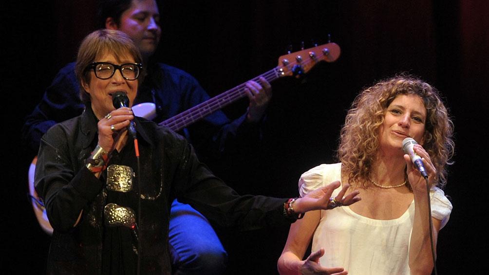 """Teresa Parodi y Ana Prada, presentan """"Juntas""""."""