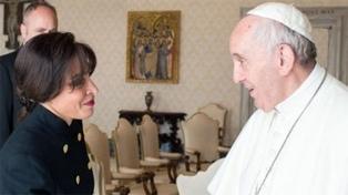 La argentina Emilce Cuda asumió como jefa de la Comisión para América Latina del Vaticano