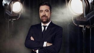 """El conductor de la temporada de premios en TNT destacó el """"reto tecnológico"""" que presenta la pandemia"""