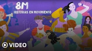 Historias en movimiento: seis jóvenes reflexionan sobre los logros y nuevos desafíos del colectivo de mujeres