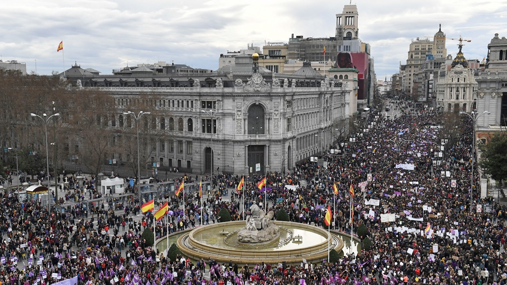 El Tribunal Superior de Justicia de Madrid alegó alto riego de contagio