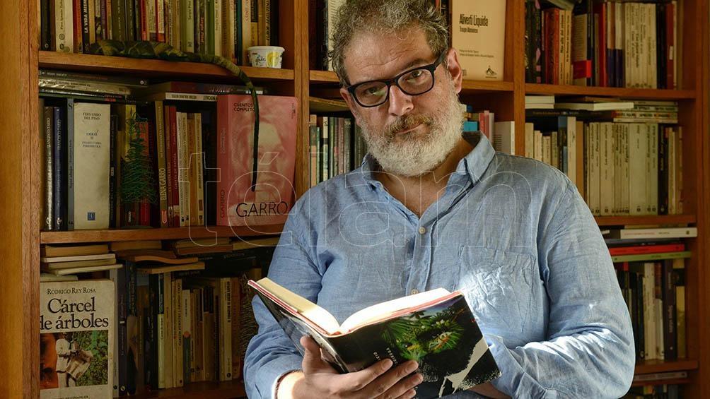 """""""La idea de este libro es: veamos cómo se puede seguir abriendo esta lectura""""."""