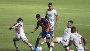 San Lorenzo y Huracán empataron en Bajo Flores