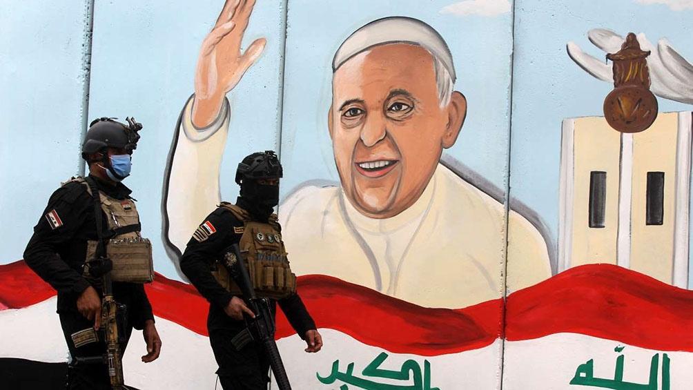 """""""Creemos que Dios puede traer la paz a esta tierra"""", afirmó el Papa"""