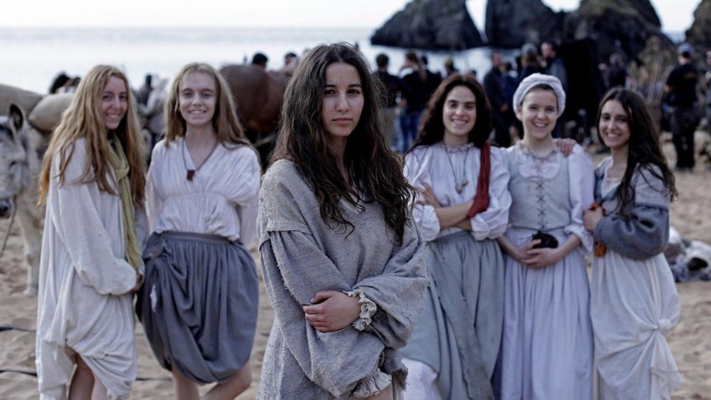 """El filme """"Akelarre"""" se convirtió en una de los grandes ganadores en la 35 edición de los Premios Goya"""