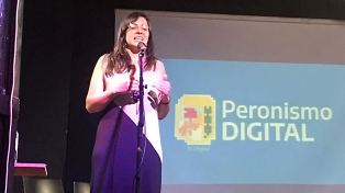 La militancia digital del peronismo presentó una app para generar una red de equipos