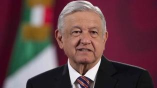 López Obrador se comprometió a dejar de exportar petróleo crudo