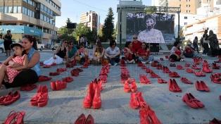Mientras crecen los femicidios: acciones compartidas, reapropiaciones y feminismo en la vía pública