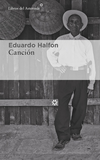 Portada del nuevo libro de Eduardo Halfon.