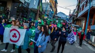 El poderío del feminismo fueguino frente a una provincia tanto pionera como conservadora