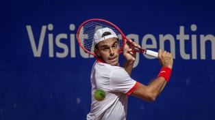 Francisco Cerúndolo debuta en Roland Garros