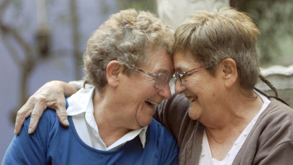 Norma y Cachita conformaron el primer matrimonio legal entre mujeres.