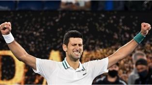 Djokovic marca nuevo récord de permanencia en el número 1 del ranking mundial