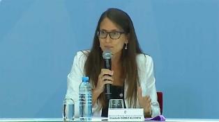 El bloque del Frente de Todos recibió a la ministra Gómez Alcorta para delinear agenda de trabajo