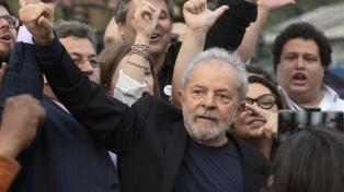 """Alberto Fernández advirtió que en Brasil """"pretende reiniciarse la persecución"""" a Lula"""