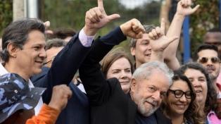 Referentes de América Latina celebran la anulación de las condenas a Lula