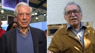 Vargas Llosa se amiga otra vez con García Márquez en dos libros que recrean su relación