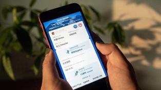 China lanzó un pasaporte digital para habilitar más viajes