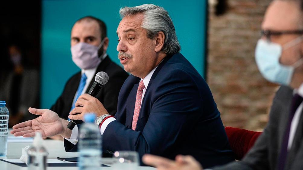 Fernández destacó el acuerdo alcanzado con los distintos sectores de la industria automotriz.