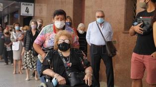 Volnovich volvió a pedir al Gobierno porteño que sume al PAMI a la campaña de vacunación